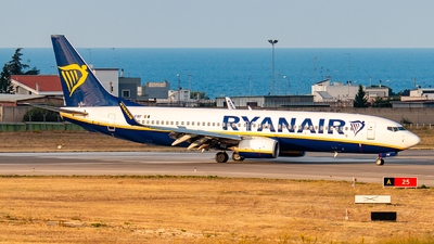 A picture of EIFRF - Boeing 7378AS - [44732] - © Enzo Gattullo - Plane Spotters Bari