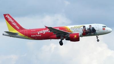 A picture of VNA681 - Airbus A320214 - [4512] - © Huy Do