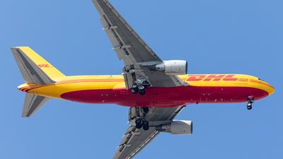 A picture of A9CDHQ - Boeing 767281(BDSF) - DHL - © Mehdi Nazarinia - MehdiPhotos.com