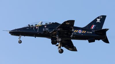 XX348 - British Aerospace Hawk T.1A - United Kingdom - Royal Air Force (RAF)
