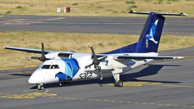 A picture of CSTRC - De Havilland Canada Dash 8200 - SATA Air Acores - © Antonio Batista