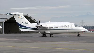 D-IIVA - Piaggio P-180 Avanti - AirGO Flugservice