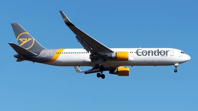 A picture of DABUF - Boeing 767330(ER) - Condor - © Sebastian Thiel