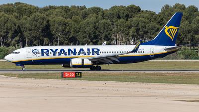 EI-EKG - Boeing 737-8AS - Ryanair