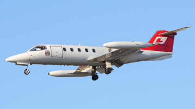 C-GUAC - Gates Learjet 35A - Private