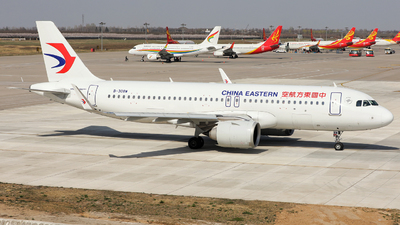 B-308W - Airbus A320-251N - China Eastern Airlines