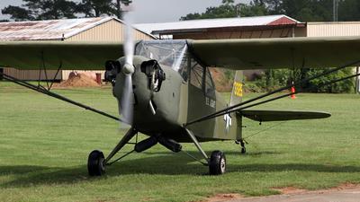 N50392 - Taylorcraft L-2M Grasshopper - Private