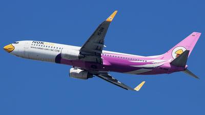 A picture of HSDBM - Boeing 7378AS - Nok Air - © Tran Khiem Minh