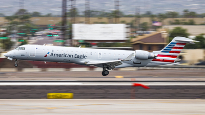 N870DC - Bombardier CRJ-701ER - American Eagle (SkyWest Airlines)