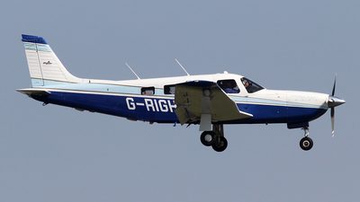 A picture of GRIGH - Piper PA32R301 - [3246123] - © Ian Howat