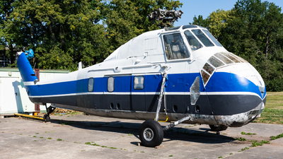 D-HAUD - Sikorsky S-58C - Private