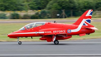 XX232 - British Aerospace Hawk T.1 - United Kingdom - Royal Air Force (RAF)
