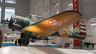 103 - Tachikawa Ki-36 Ida - China - Air Force