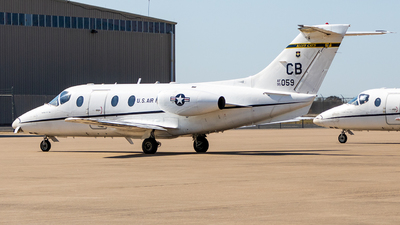 95-0059 - Beechcraft T-1A Jayhawk - United States - US Air Force (USAF)