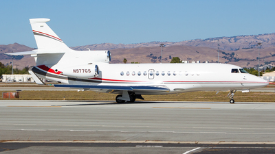 N977GS - Dassault Falcon 7X - Private