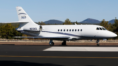 A picture of N513KD - Dassault Falcon 2000 - [184] - © Alec Mollenhauer