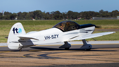 VH-SZY - Mudry CAP-10B - Flight Training Adelaide