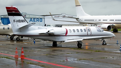 F-HBMR - Cessna 550 Citation II - La Baule Aviation