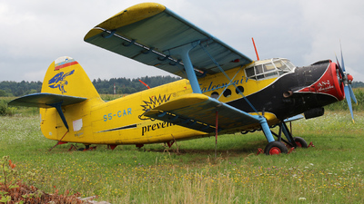S5-CAR - PZL-Mielec An-2 - Falcon Air