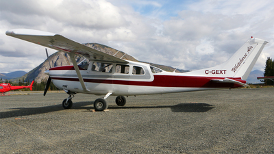C-GEXT - Cessna U206F Stationair - Whitehorse Air Services
