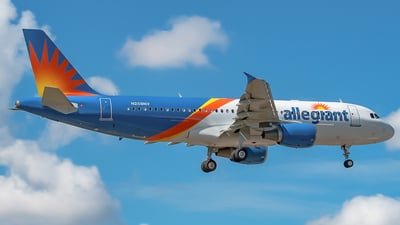 N259NV - Airbus A320-214 - Allegiant Air