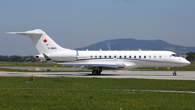 C-GNRS - Bombardier BD-700-1A10 Global Express XRS - Chartright Air