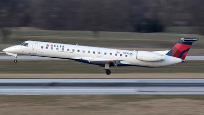 N293SK - Embraer ERJ-145LR - Delta Connection (Shuttle America)