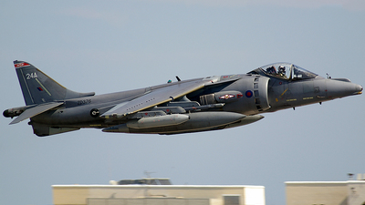 ZD376 - British Aerospace Harrier GR.9 - United Kingdom - Royal Navy