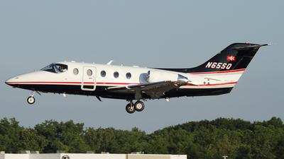 N65SQ - Beechcraft 400A Beechjet - Private