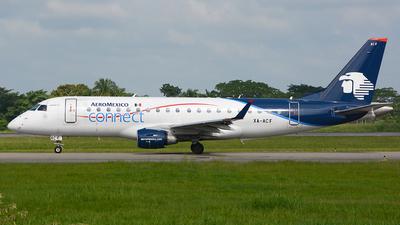 A picture of XAACF - Embraer E175LR - [17000137] - © Zenon Sanchez Z.