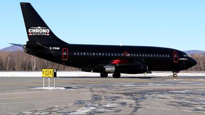 C-FBIM - Boeing 737-247 - Chrono Aviation