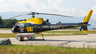 D-HCLA - Eurocopter AS 350B3 Ecureuil - Meravo Helicopters
