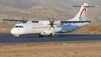 A picture of CNCOH - ATR 72600 - Royal Air Maroc - © Manolo Aldana