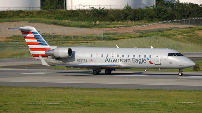N257PS - Bombardier CRJ-200ER - American Eagle (PSA Airlines)