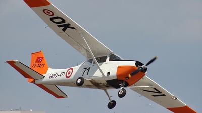 72-1471 - Cessna T-41D Mescalero - Turkey - Air Force
