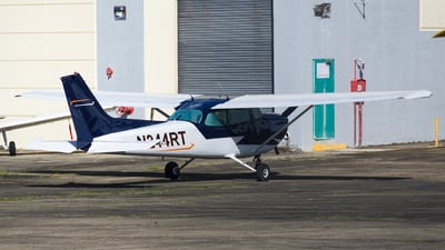 A picture of N244RT - Cessna 172M Skyhawk - [17261037] - © Abraham Maysonet Puerto Rico Spotter