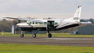 N23GS - Cessna 208B Grand Caravan - Private