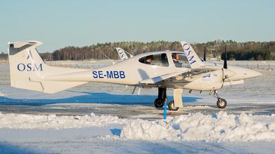 SE-MBB - Diamond DA-42 Twin Star - Scandinavian Aviation Academy
