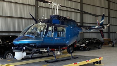 N82F - Bell 206B JetRanger III - Helicopters Inc.
