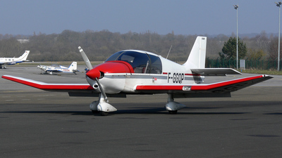 F-GGQP - Robin DR400/100 Cadet - Private