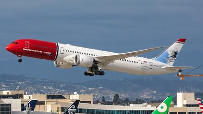 A picture of LNLNN - Boeing 7879 Dreamliner - Norwegian - © Sweet Potato
