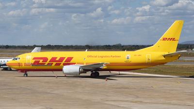 ZS-JRC - Boeing 737-42J(SF) - DHL (Safair)