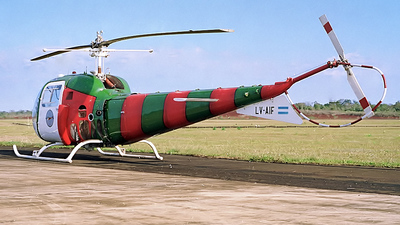 LV-AIF - Bell 47J-3 - Private