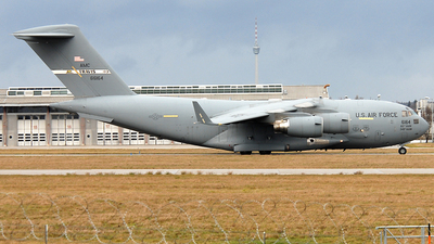 06-6164 - Boeing C-17A Globemaster III - United States - US Air Force (USAF)