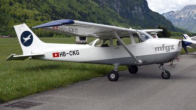 HB-CKG - Reims-Cessna F172P Skyhawk II - Motorfluggruppe Zurich