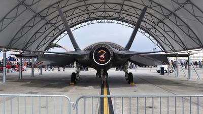 168733 - Lockheed Martin F-35C Lightning II - United States - US Navy (USN)