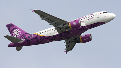 JU-8889 - Airbus A319-112 - Hunnu Air