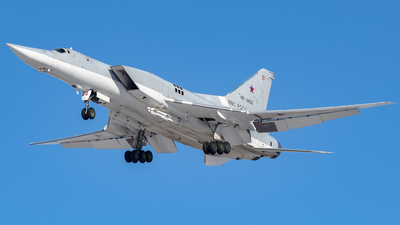 RF-94233 - Tupolev Tu-22M3 Backfire - Russia - Air Force