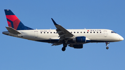N867RW - Embraer 170-100SE - Delta Connection (Republic Airlines)