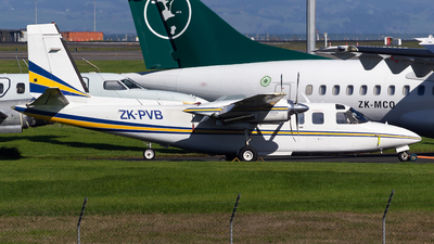 ZK-PVB - Rockwell 690A Turbo Commander - NZ Aerial Mapping